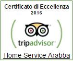 certificato di eccelenza tripadvisor 2016